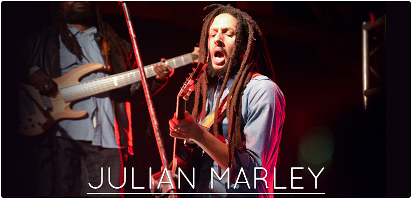 Entrevista a Julian Marley