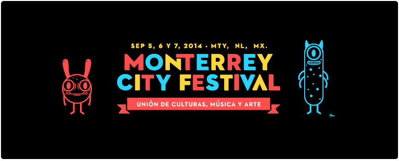 Monterrey City Fest 2014