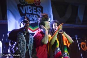 Julian Marley, Néstor Ramljak, Luciano