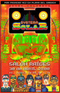 Systema SolarPlaya del Carmen, Mexico